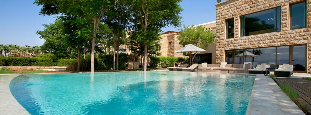 Kempinski Hotel Ishtar Dead Sea Luxury Resorts In Jordan Lightfoot Travel